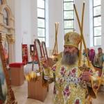 Освячення храму в місті Буча звершив митрополит Павел