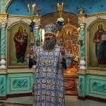 В день празднования Покрова Пресвятой Богородицы Наместник Лавры возглавил торжества в Конотопской епархии