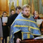 Молодежная встреча была посвящена подвигам святых