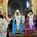Митрополит Павел совершил отпевание Ольги Коваль