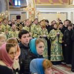 Митрополит Павел принял участие в актовом дне КДАиС