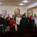 Молодежная встреча была посвящена теме «Православие и музыка»