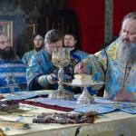 Намісник Лаври вшанував Казанську ікону Пресвятої Богородиці
