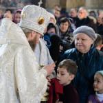 Богослужения заупокойной Димитриевской субботы возглавил Наместник Лавры