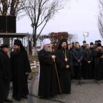 Митрополит Павел з братією молилися за жертви Голодомору