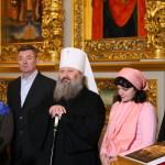 В Лавре состоялась презентация новой книги о монастырях