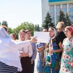 Престольный праздник в г. Вышгород возглавил митрополит Павел