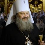 С праздником Свт. Николая детский хор поздравил митрополит Павел