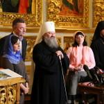 У Лаврі відбулася презентація нової книги про монастирі
