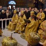 В годовщину архиерейской хиротонии Предстоятель УПЦ возглавил рукоположение в сан епископа