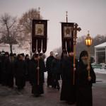 Пам'ять преподобного Варлаама, ігумена Печерського, вшанував Намісник Лаври