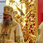 В день памяти преподобного Серафима Саровского митрополит Павел совершил Литургию