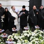 По усопшем Предстоятеле УПЦ митрополит Павел совершил панихиду