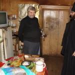 В Международный день инвалида братия соцотдела навестили подопечных