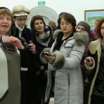 У Лаврі відбулося відкриття виставки, присвяченої Святій Горі Афон (відео)
