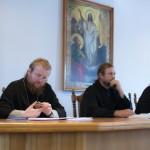 На «молодежке» обсудили важность церковного единства