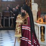 Торжества в день престольного праздника Ильинской церкви возглавил Наместник Лавры