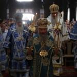 Намісник Лаври молився перед чудотворною іконою Божої Матері в Почаєві