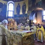 Наместник Лавры почтил память Святителя Николая Чудотворца