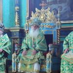 Торжественные богослужения в Чернигове возглавил митрополит Павел