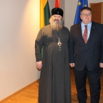 Metropolitan Pavel paid a visit to the Republic of Lithuania