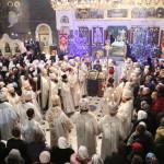 Всенощное бдение в день праздника Рождества Христова