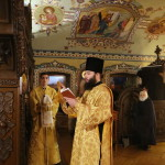 Митрополит Павел возглавил богослужения в субботу перед Рождеством Христовым