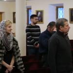 Рождественским праздникам, старчеству и проблеме младостарчества была посвящена молодежная встреча