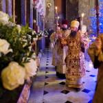 В день пам'яті святителя Василія Великого Намісник Лаври звершив Літургію