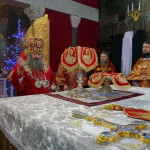 Митрополит Павел почтил память святого Стефана, архидиакона и первомученика