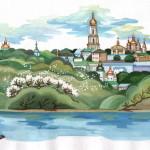Сборник стихов архимандрита Пафнутия «Псальмы Печерские»