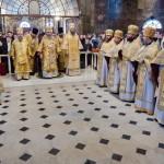Блаженнейший Митрополит Онуфрий совершил богослужения в Неделю о мытаре и фарисее