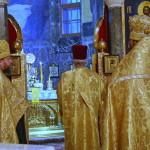 Всенічне бдіння Неділі про Страшний суд