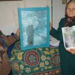 Братия соцотдела помогали престарелым