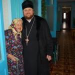 Дому престарелых поступила помощь из Лавры