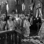 В Житомирській єпархії богослужіння очолив митрополит Павел