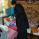 Будинку для престарілих надійшла допомога з Лаври