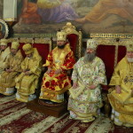 Divine services led by metropolitan Pavel in the Zhytomyr eparchy