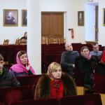 На очередной молодежной встрече обсуждали уместность юмора в Православии