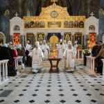 Митрополит Павел возглавил богослужения Вселенской заупокойной субботы