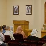 Лаврская «молодежка» с участием митрополита Антония (Паканича)