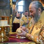 В Неделю Сыропустную богослужения возглавил Предстоятель УПЦ