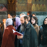 The Vicegerent of the Lavra joined the Primate of the UOC in the service of the Great Canon