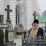 Митрополит Павел совершил литию по прот. Николаю Забуге