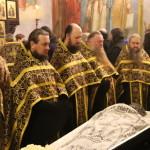 Митрополит Павел совершил отпевание архимандрита Марка