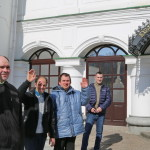 Лавру посетила паломническая группа пациентов психоневрологического центра