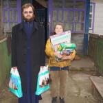 Детям и инвалидам постоянно оказывает помощь соцотдел Лавры