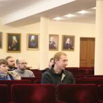 На молодежной встрече обсуждали жития Печерских святых