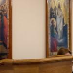 О смысле Крестных Страданий Спасителя говорили на молодежной встрече