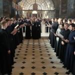 Наместник Лавры возглавил богослужения субботы вмч. Феодора Тирона